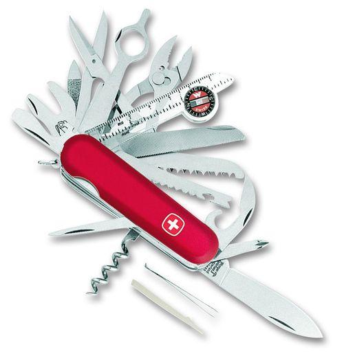 Нож автомобилиста (перочинный)<br>  (1.54.09<br> )
