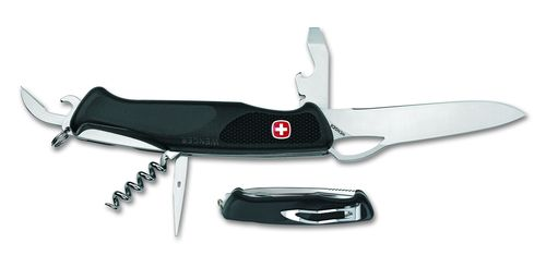 Нож New Ranger, 120 мм, с клипом<br>  (1.77.61.01)
