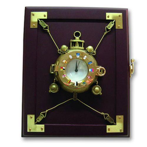 Настенный ящик для ключей с часами<br>  (WB-11-01АВ<br> )