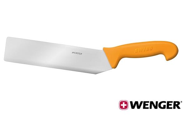 Нож профессиональный. SWIBO, для рубки мяса, 400 г., 18 см (2.75.18)