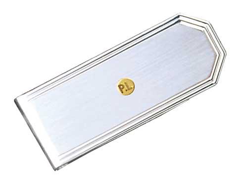 Зажим для банкнот Philip Laurence (86-04771)
