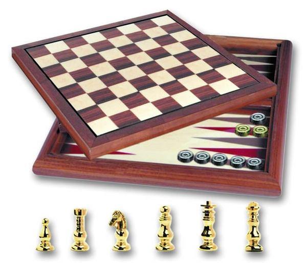 Шахматы + нарды (LP-0046)