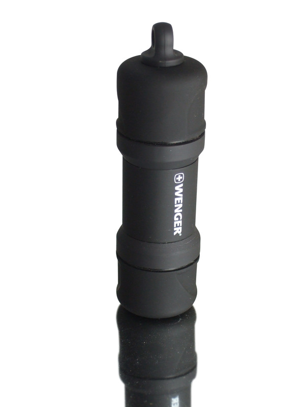 Зажигалка WENGER - Clava (WL21.03 Clava BLACK)