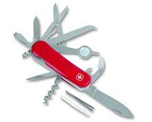 Армейский нож (пероч.) красный<br>  (1.23.09.300)