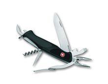 Нож New Ranger, 120 мм (пероч.),  серый<br>  (1.77.74)