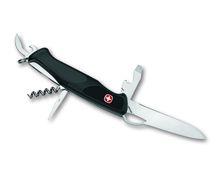 Нож New Ranger, 120 мм (пероч.),  серый<br>  (1.77.61)