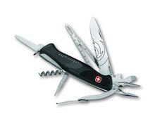 Нож New Ranger, 120 мм (пероч.),  серый<br>  (1.77.177)