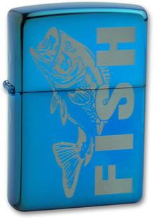 ZIPPO (20446 FISH)