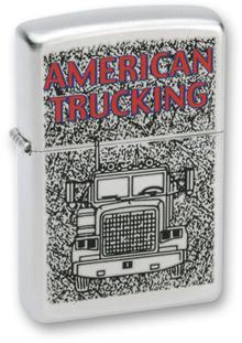 ZIPPO (205 American Trucking 1)