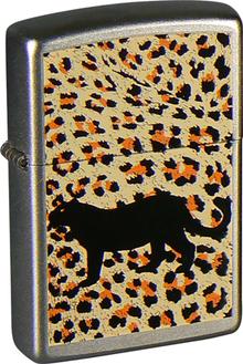 ZIPPO (205 Leopard/black)