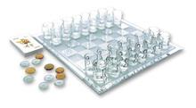 Набор игр: шахматы, шашки, карты (2124)