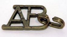 Brass ABC (473256)