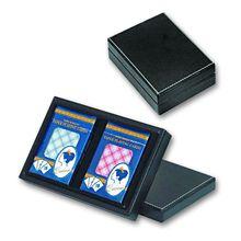 Карты игральные в коробке из кожи (B15)