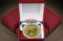Медаль сувенирная Лучшему начальнику (МС-18)
