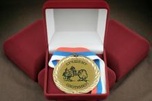 Медаль сувенирная Лучшему охотнику (МС-20)