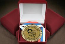 Медаль сувенирная Водолей (МС-23-11)
