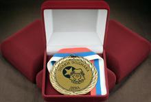 Медаль сувенирная Дева (МС-23-3)