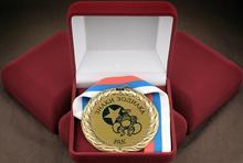 Медаль сувенирная Рак (МС-23-5)