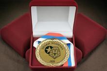 Медаль сувенирная Лев (МС-23-6)